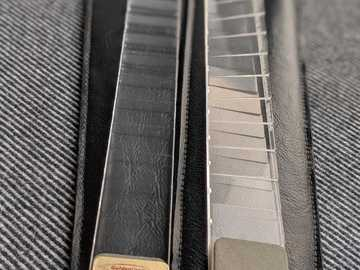 Selling with online payment: Vertical and Horizontal Prism bars