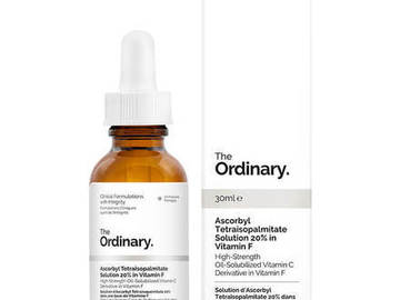 Buscando: The ordinary ascorbyl... 20 % vitamina F