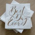 Ilmoitus: Best Day Ever lautasliinat