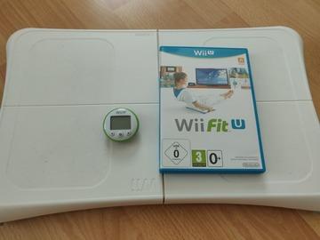 Myydään: Wii Fit U