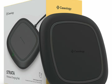 Liquidation Lot: (60) Caseology Wireless Charger Strata Qi Certified Charging Pads