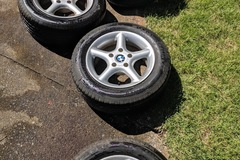 Selling: BMW 5 Spoke Borbets
