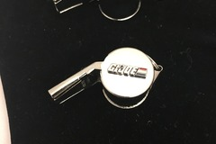 Buy Now: 100 pcs-- ORIGINAL VINTAGE GI JOE WHISTLES  $ .99 pcs!