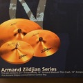 SOLD!: SOLD! Zildjian ARMAND Series Cymbal Pack 21-18-16-14s-10