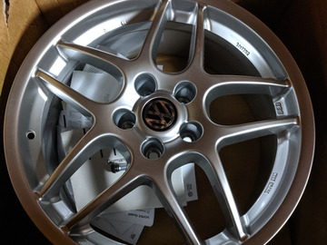 Selling: BBS VZ - 18 x 8, ET 37 (1 wheel)
