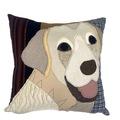 Selling: White Labrador Dog Pillow, Pet Pillow, Dog Decor, Dog Lover Gift,