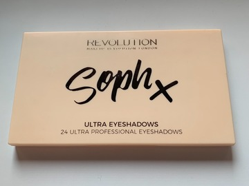 Venta: Paleta Soph X - Makeup Revolution