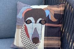 Selling: Dachshund Dog Pillow, Pet Pillow, Dog Decor, Dog Lover Gift