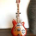 Renting out: 1967 Rickenbacker 366/12 (6/12 Convertible)