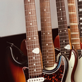 Renting out: 1998 Fender Lone Star Strat HSS (with added coil tap)