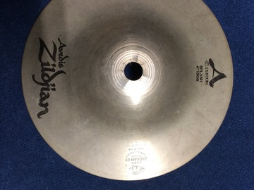 "Selling with online payment: Zildjian A Custom 6"" Splash $25 OBO"