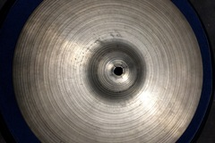 "Selling with online payment: A Zildjian 12"" splash cymbal $50"