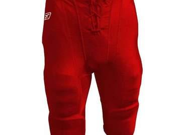 Liquidation Lot: MAKE YOUR OWN LOT OF 100 pair  BRAND NEW  Reebok Football Pants