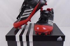 Liquidation Lot: (111) Pairs of Adidas football cleats BRAND NEW FREE SHIPPING