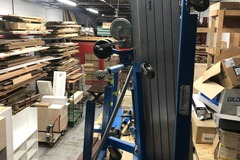Renting out equipment (w/o operator): Genie Lift SLA-25 STD