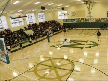 Available to Book: St. Monica Catholic High School - Gymnasium