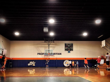 Available to Book: Pacifica Christian High School - Gymnasium
