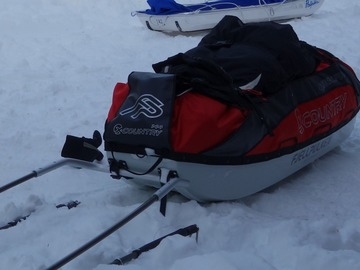 Renting out (by week): Fjellpulken X-Country 144
