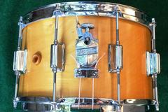Selling with online payment: One of a kind Eames Master Model snare w/ Rogers hardware