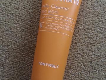 Venta: Limpiador Jelly Cleanser Tony Moli 20ml