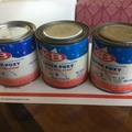 Selling: K&B Super Poxy  Paints **Old Formula with Lead**