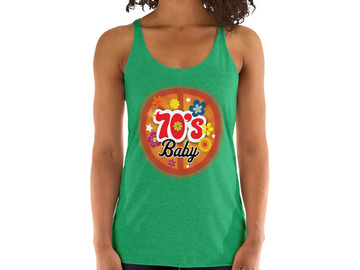 Selling with online payment: 70's Baby Tee