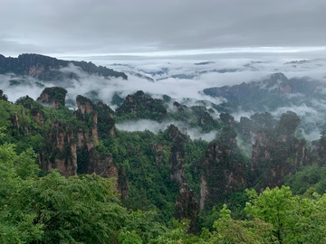 Offering with online payment: Private Day Tour To Zhangjiajie National Forest Park