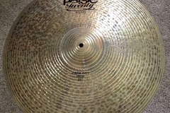Selling with online payment: PAISTE TWENTY MASTER COLLECTION DARK DRY RIDE 21