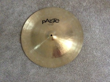 Selling with online payment: PAISTE PROTOTYPE 18 CHINA CYMBAL