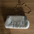 Ilmoitus: Helmikirjailtu häälaukku