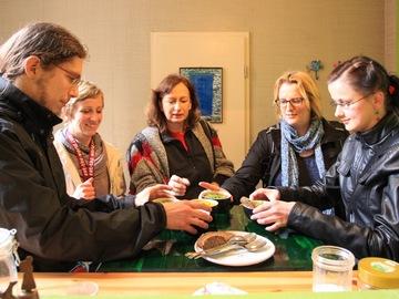 Angebot: Kulinarisch-kulturelle Stadtführung für zwei in Leipzig