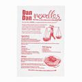 : Dan Dan Recipe Tea Towel - Red