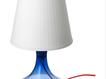 Myydään: Ikea small table lamp