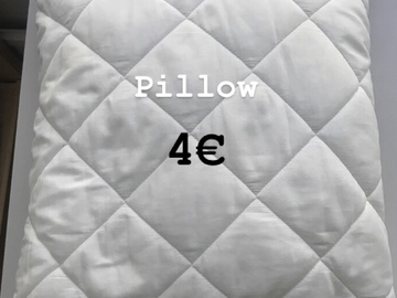 Selling: Move Sale - pillow