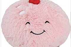 "Buy Now: 7"" Pink Cupcake Mini Squishable"