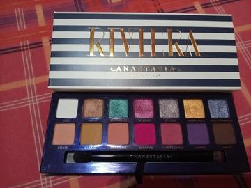 Venta: Anastasia Riviera palette. Certificado incluido