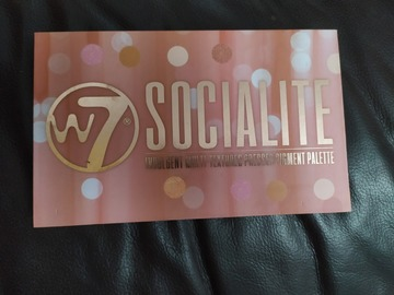 Venta: W7 SOCIALITÉ.solo swatcheada.