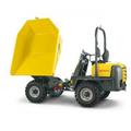 Weekly Equipment Rental: 3 Tonne Dumper - Swivel Tip