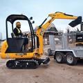 Weekly Equipment Rental: Mini Digger Weekly Hire