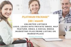 Sponsorship: PLATINUM PARTNERSHIP