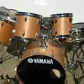 Selling with online payment or cash/check/money order/cash app/Venmo: Yamaha Stage Custom Birch 5pc Drum Kit