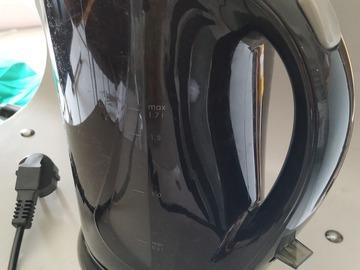 Myydään: Electric kettle 1.7 liters