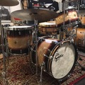 VIP Members' Sales Only: Gretsch USA Custom Bop Kit in Espresso Burst Wrap