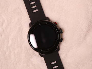 Selling with online payment: Men's smartwatch