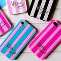 Liquidation Lot: Victoria Fashion Elegant Striped Silicone full protection case