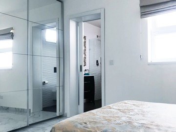 Apartments: Long let: Unique 1-bedroom flat in San Gwann
