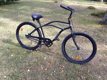 Myydään: Cruiser bike