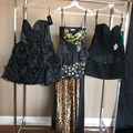 Liquidation Lot: 3 Dress Lot**Top Designers **New w/Tags**Over $1400 Value