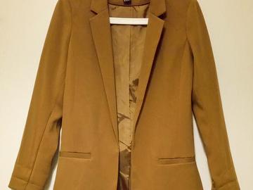 Myydään: Brown women's jacket/blazer