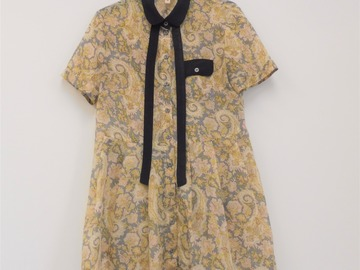 Selling: Sold - Paisley cotton dress